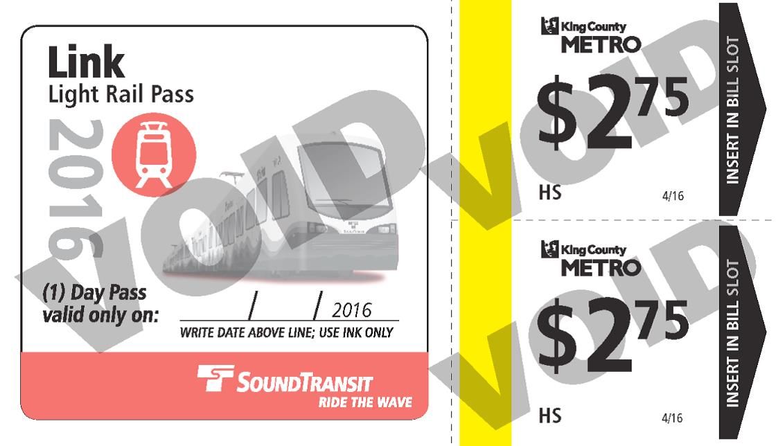 2016 0426 bus and light rail pass