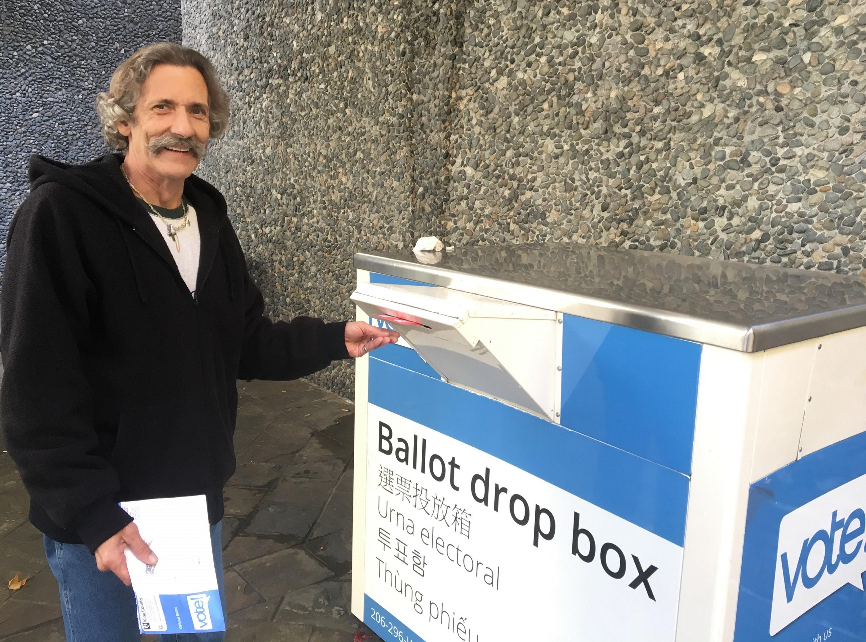 dennis-votes-first-time-smaller