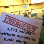 Funding Vote in City Hall 3772 is Emergency